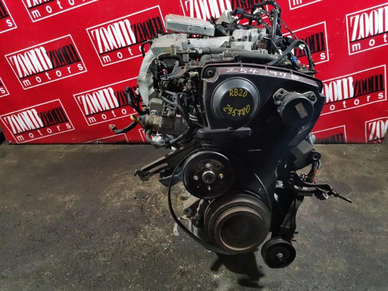 Двигатель Nissan Laurel HC35 RB20DE 1997 254397B
