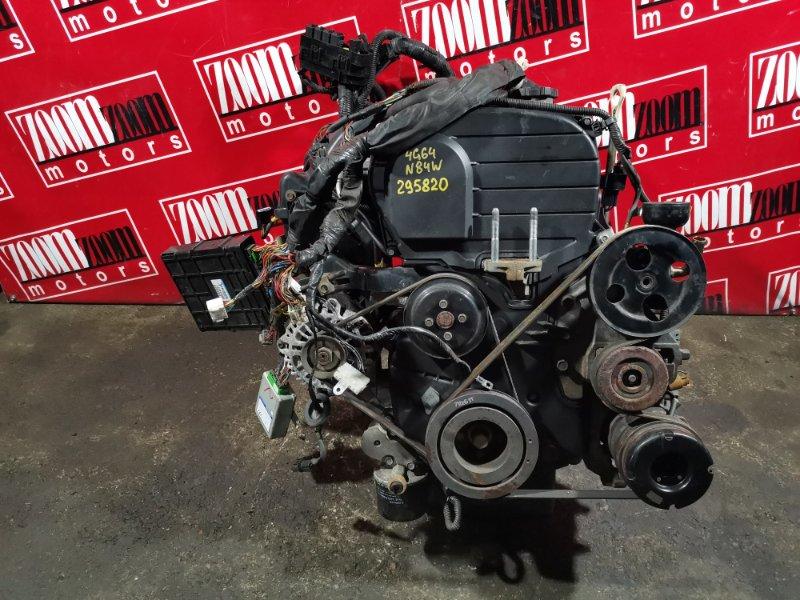 Двигатель Mitsubishi Chariot N84W 4G64 1997 NM9692