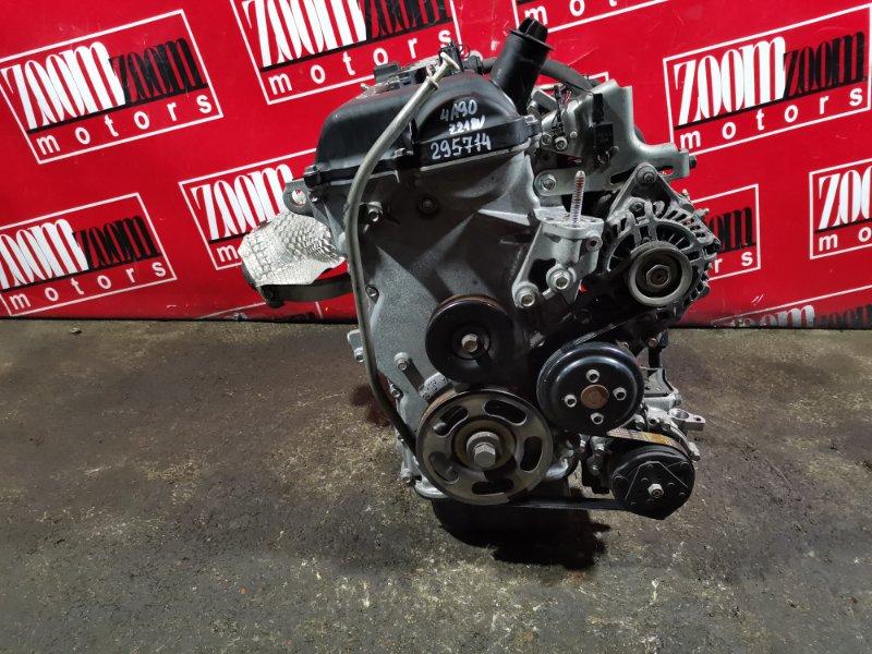 Двигатель Mitsubishi Colt Z21W 4A90 2002 CD7121
