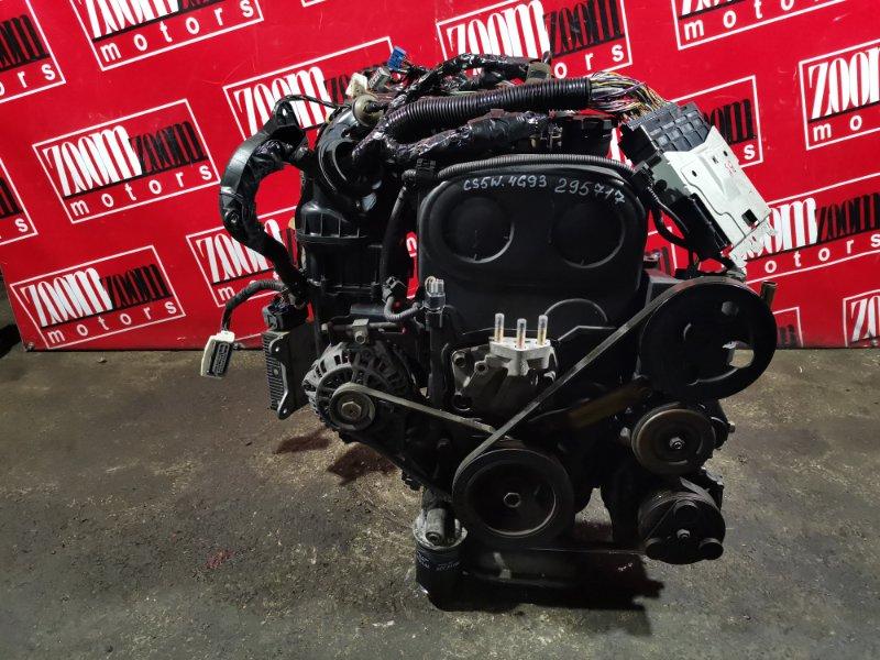 Двигатель Mitsubishi Lancer Cedia CS5W 4G93 2000 NT2880