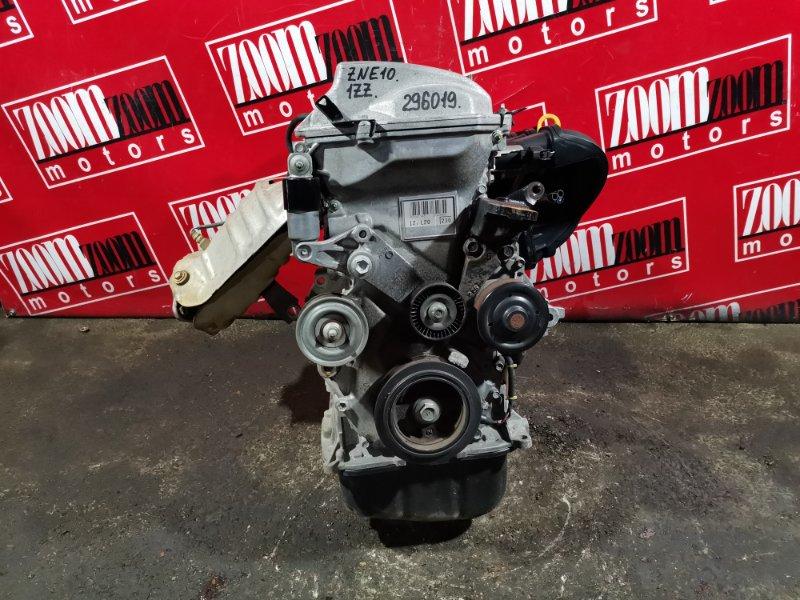 Двигатель Toyota Wish ZNE10 1ZZ-FE 2003 3093946