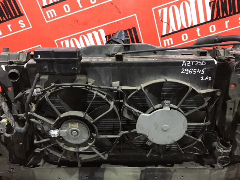 Радиатор двигателя Toyota Avensis AZT250 1AZ-FSE 2003