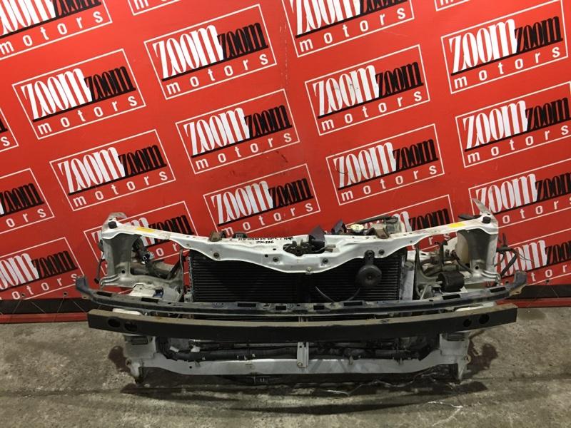 Рамка радиатора Toyota Corsa EL51 4E-FE 1997 передняя белый