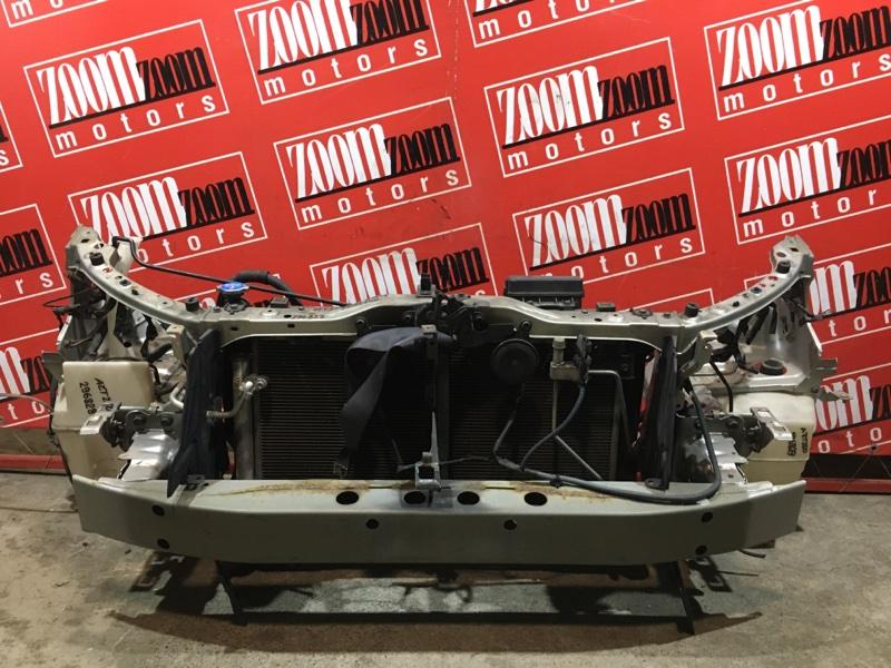 Рамка радиатора Toyota Avensis AZT250 1AZ-FSE 2006 передняя серый