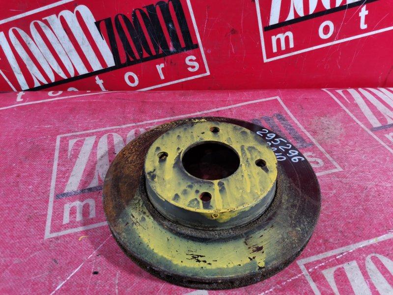 Диск тормозной Nissan Bluebird Sylphy TG10 QG18DE 2001 передний
