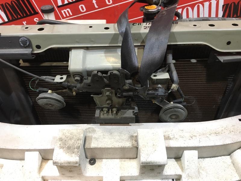 Радиатор кондиционера Nissan Tiida C11 HR15DE 2004