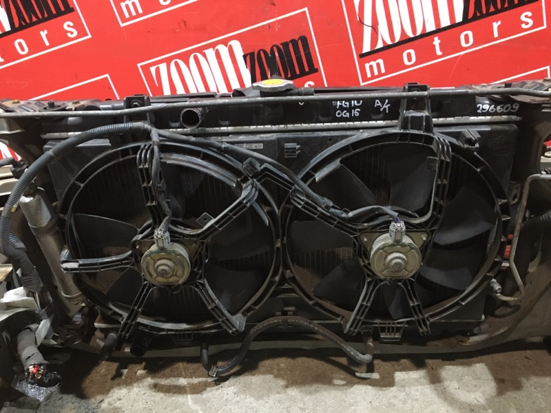 Радиатор двигателя Nissan Bluebird Sylphy FG10 QG15DE 2003