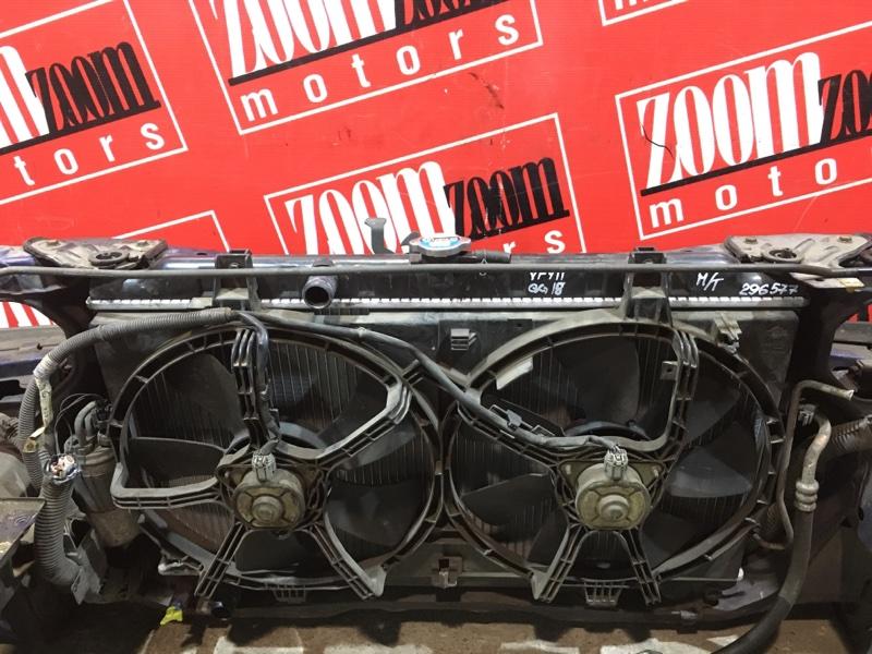 Радиатор двигателя Nissan Ad VFY11 QG18DE 1998