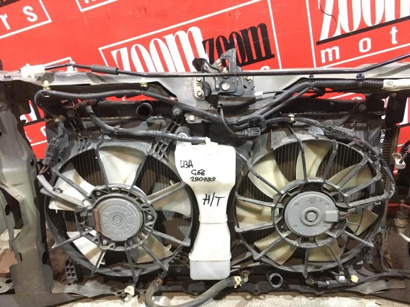 Радиатор двигателя Honda Fit GE6 L13A 2005