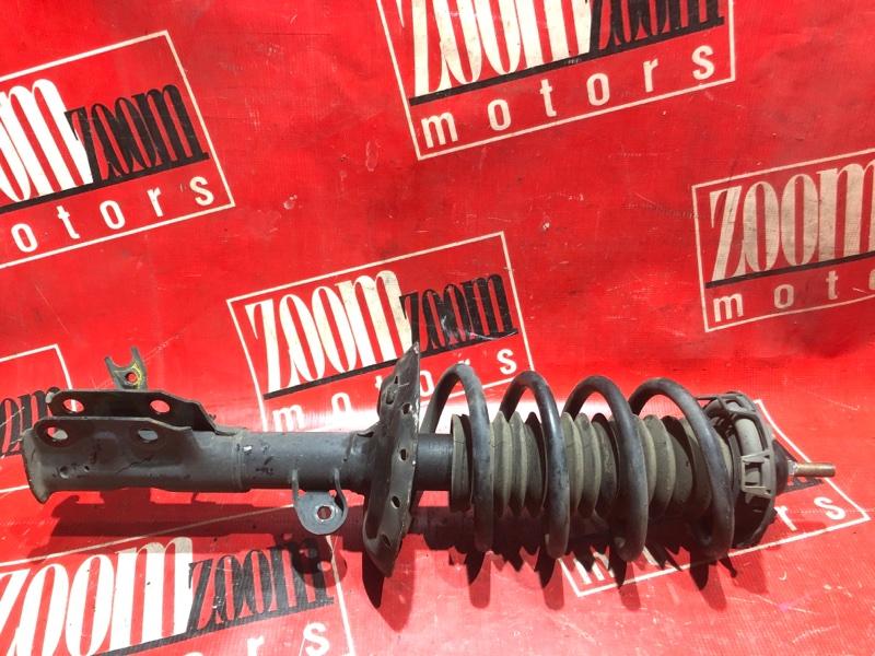 Стойка подвески Honda Freed GB3 L15A 2007 передняя правая