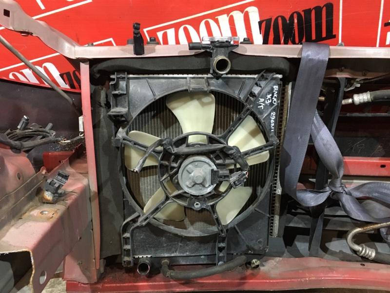 Радиатор двигателя Toyota Passo QNC10 K3-VE 2004