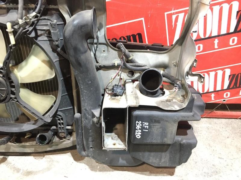 Резонатор воздушного фильтра Honda Stepwgn RF1 B20B 1999 передний