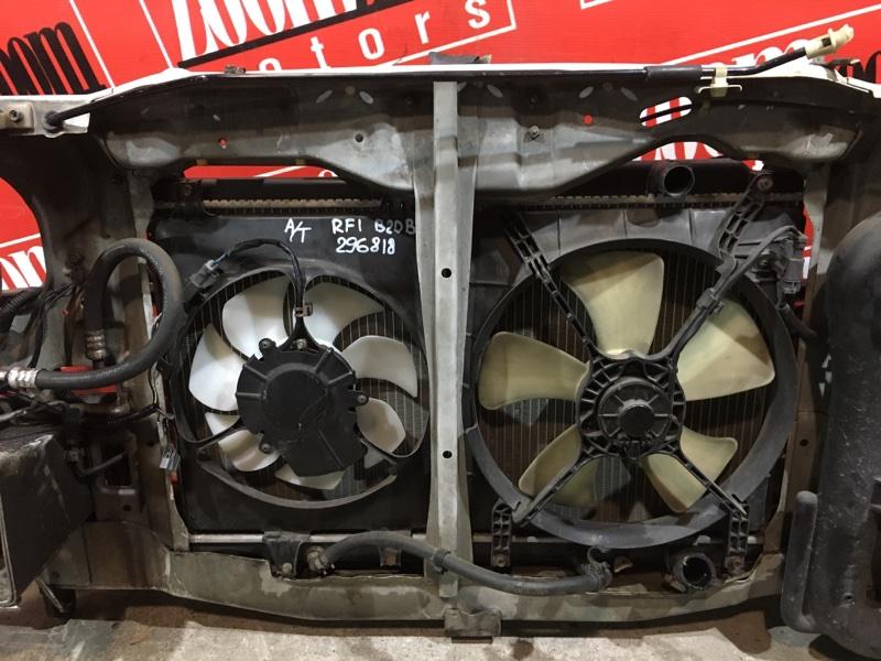 Радиатор двигателя Honda Stepwgn RF1 B20B 1999
