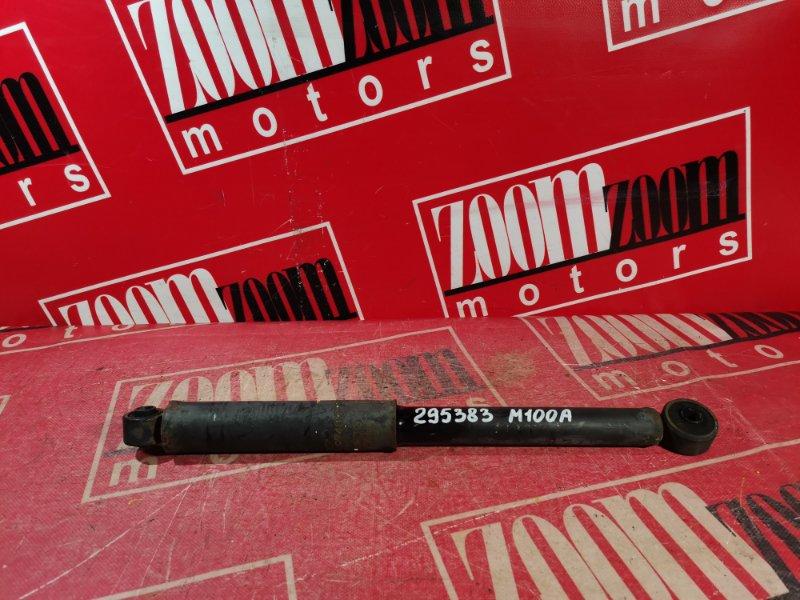 Амортизатор Toyota Duet M100A EJ-VE 1998 задний