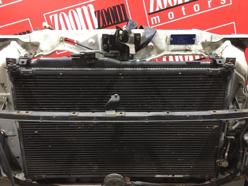 Радиатор кондиционера Honda Stepwgn RF1 B20B 1999
