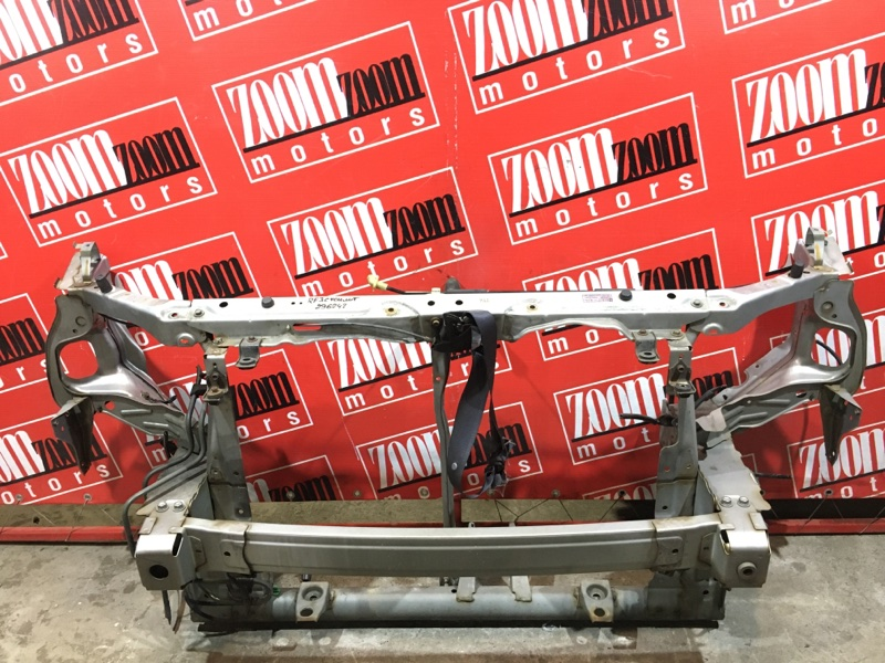 Рамка радиатора Honda Stepwgn RF3 K20A 2001 передняя серый