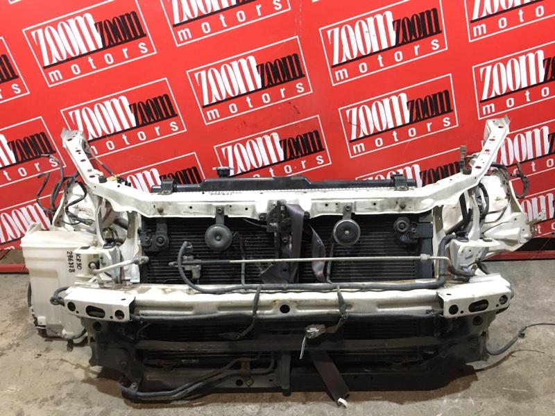 Рамка радиатора Toyota Estima ACR30 2AZ-FE 2003 передняя белый