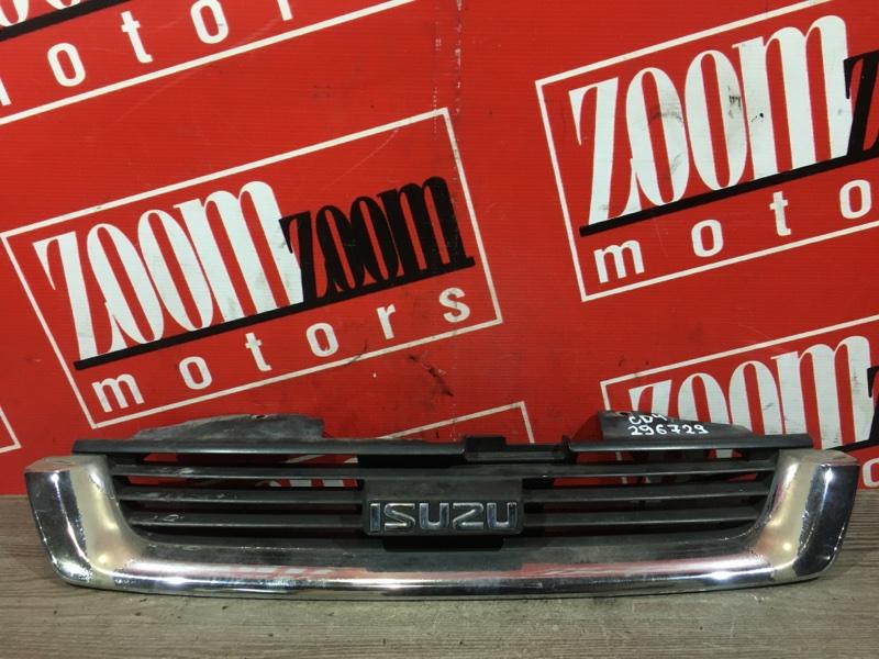 Решетка радиатора Honda Accord CD4 F20B 1995 передняя чёрный