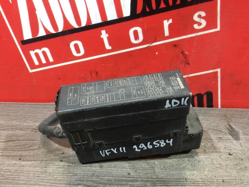 Блок реле и предохранителей Nissan Ad VFY11 QG18DE 1998 передний