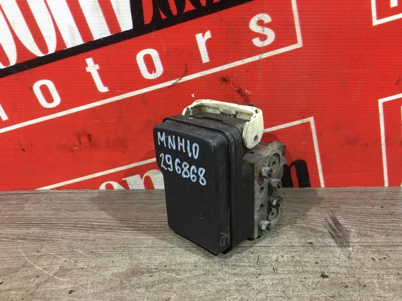 Блок abs (модулятор abs) Toyota Alphard MNH10 1MZ-FE 2002 передний 44510-58011
