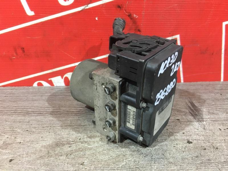 Блок abs (модулятор abs) Toyota Estima ACR30 2AZ-FE 2003 передний 44510-28100