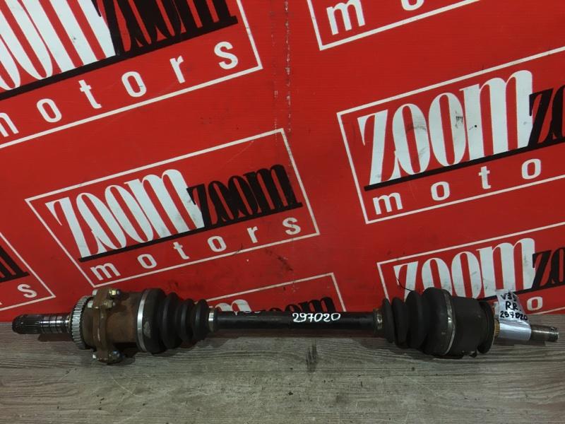 Привод Nissan Skyline V35 VQ25DD 2001 задний правый