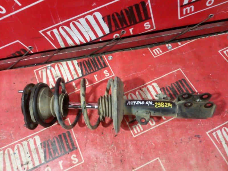 Стойка подвески Toyota Allion AZT240 1AZ-FSE 2001 передняя правая