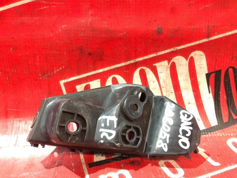 Клипса бампера Toyota Passo QNC10 K3-VE 2004 передняя правая