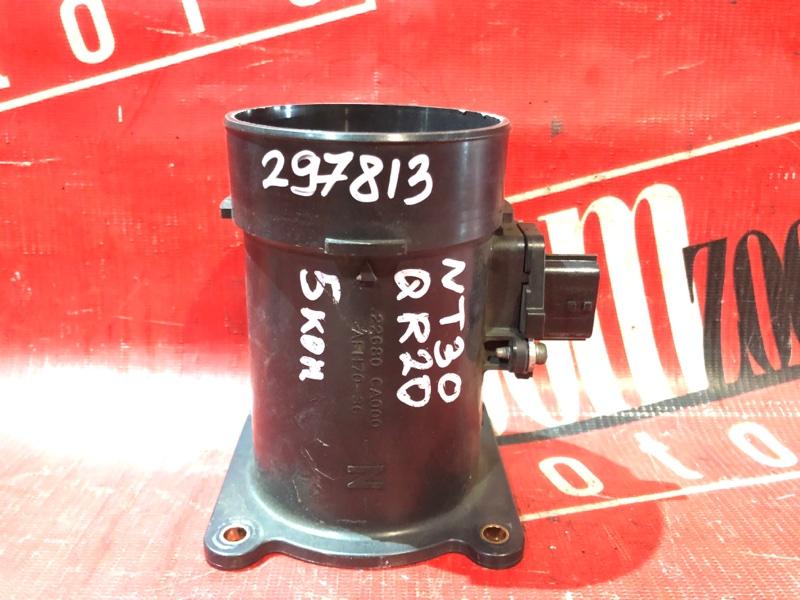 Расходомер (датчик расхода воздуха) Nissan X-Trail NT30 QR20DE `2001 22680-CA000