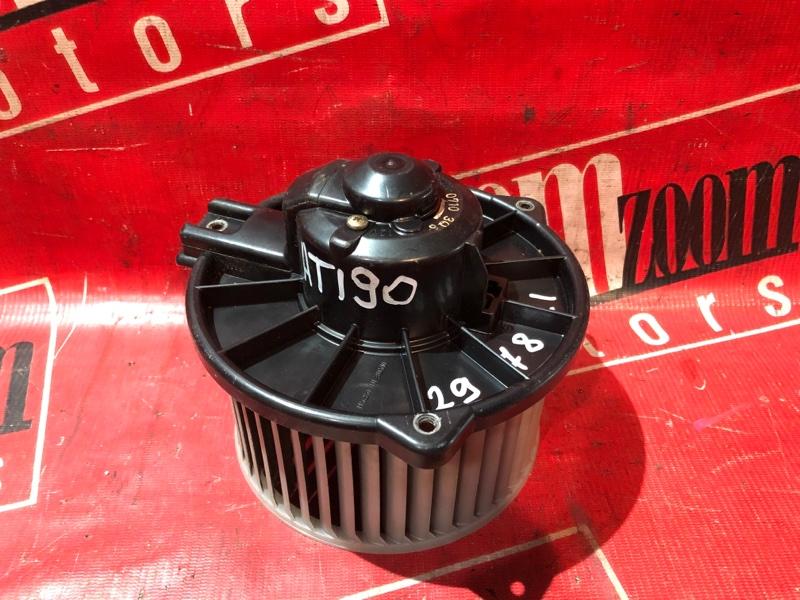 Вентилятор (мотор отопителя) Toyota Corona AT190 5A-FE 1992
