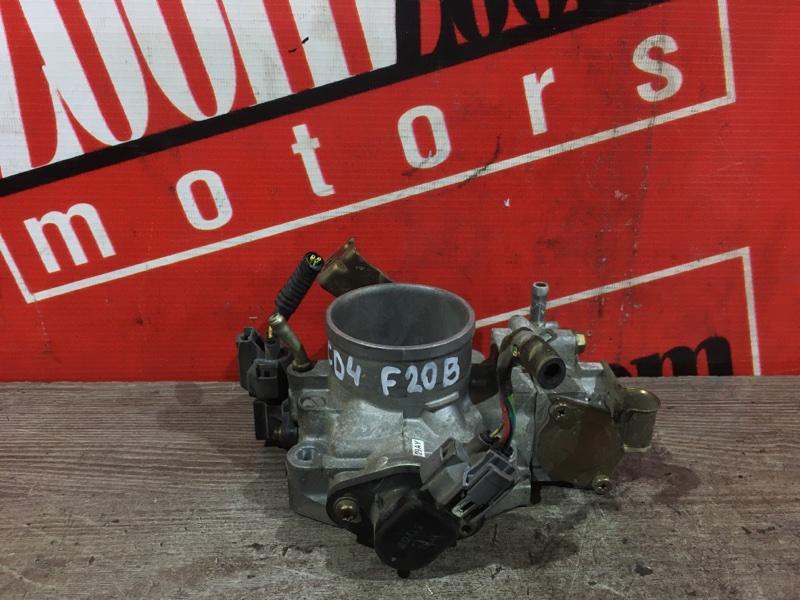 Заслонка дроссельная Honda Accord CD4 F20B 1995