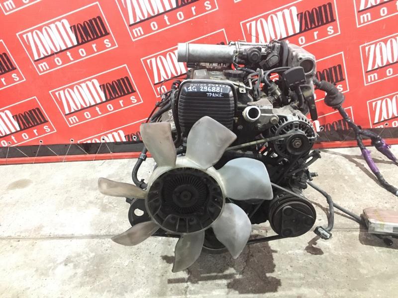 Двигатель Toyota Cresta GX100 1G-FE 1996 6432776