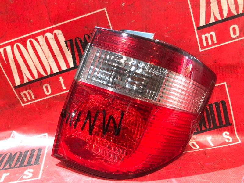 Фонарь (стоп-сигнал) Toyota Alphard MNH10 1MZ-FE 2002 задний правый 58-5