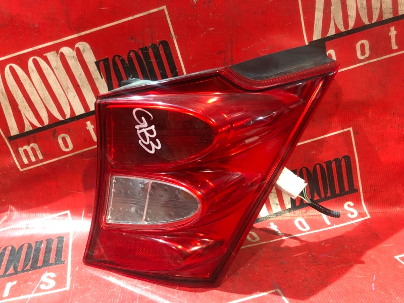Фонарь (стоп-сигнал) Honda Freed GB3 L15A 2007 задний правый 00-65