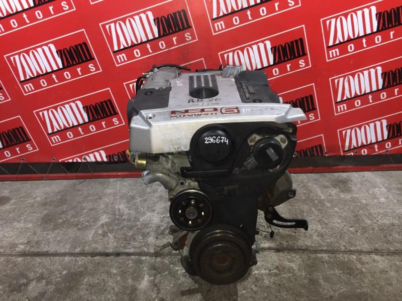 Двигатель Nissan Laurel HC35 RB20DE 1998 192574B