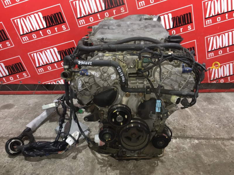 Двигатель Nissan Skyline V35 VQ25DD 2004 291902A