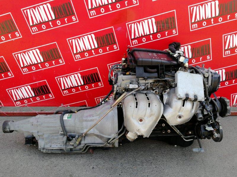 Двигатель Toyota Crown GS171 1G-FE 1999