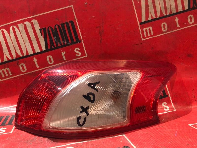Фонарь (стоп-сигнал) Mitsubishi Lancer X CX4A 4B11 2007 задний правый 220-87977