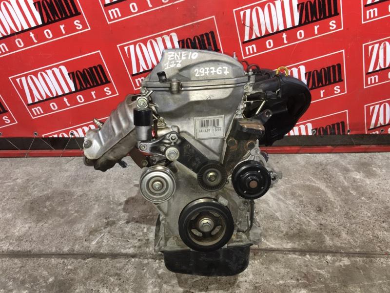 Двигатель Toyota Wish ZNE10 1ZZ-FE 2001 3087431