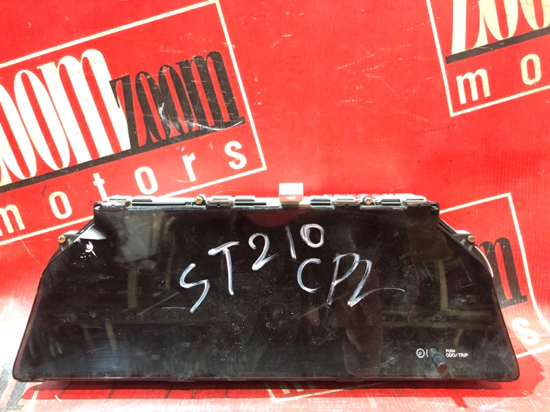Комбинация приборов (спидометр) Toyota Corona Premio ST210 3S-FSE 1996 передняя 83800-20690