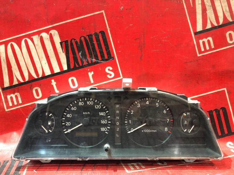Комбинация приборов (спидометр) Toyota Carina AT210 7A-FE 1996 передняя 83800-20402