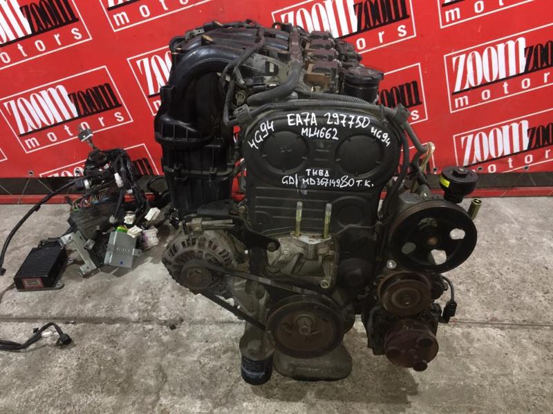 Двигатель Mitsubishi Galant EA7A 4G94 1998 ML4662