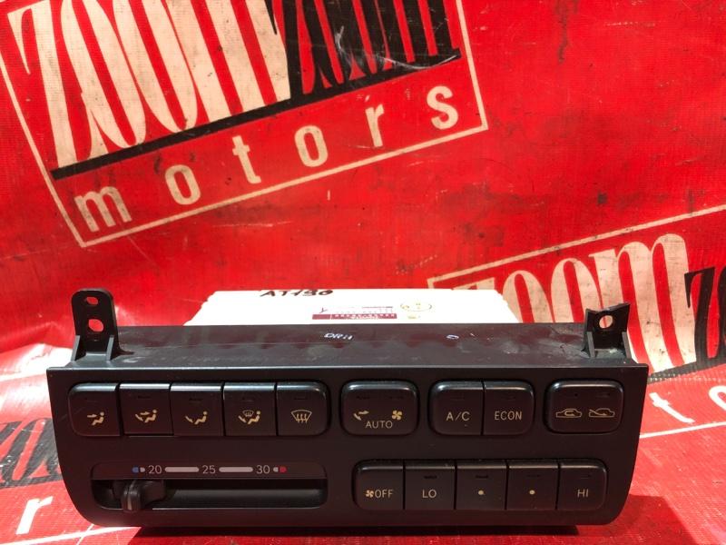 Блок управления отоплением и вентиляцией Toyota Corona AT190 5A-FE 1992 передний 88650-2B380