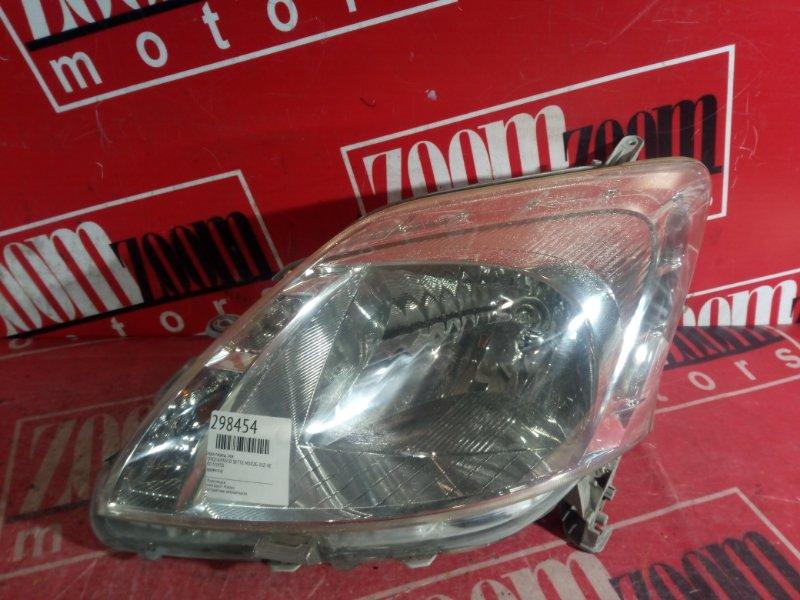 Фара Toyota Passo Sette M502G 3SZ-VE 2008 передняя левая 100-51958