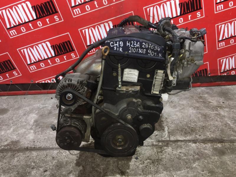 Двигатель Honda Accord CH9 H23A 2000 2101308