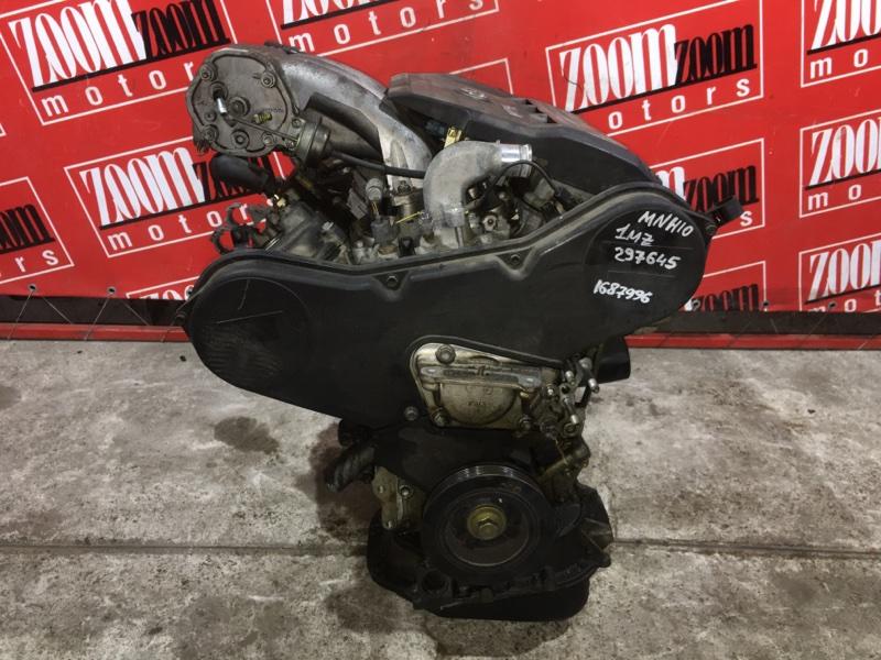 Двигатель Toyota Alphard MNH10 1MZ-FE 2002 1687996
