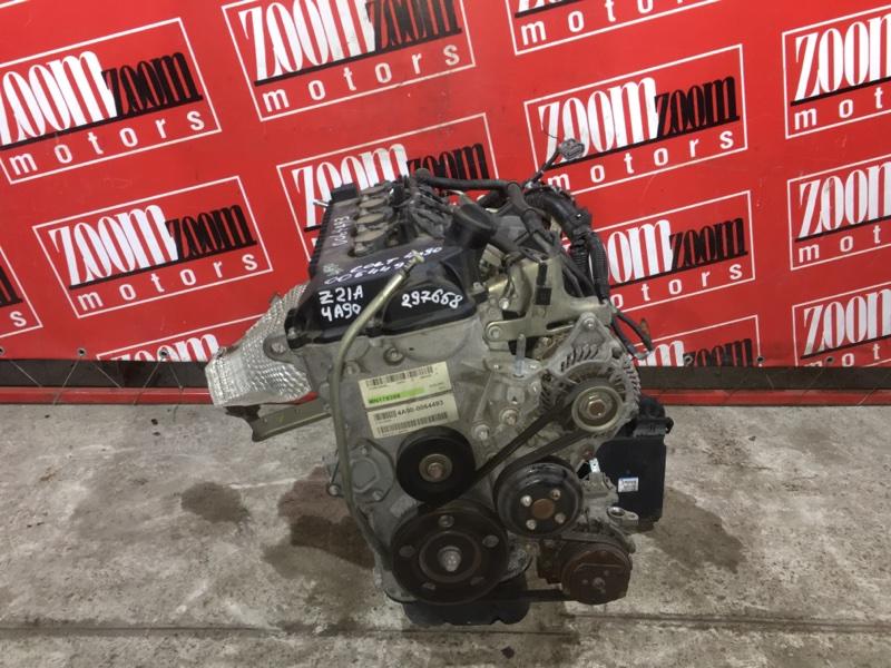 Двигатель Mitsubishi Colt Z21A 4A90 `2002 0064493