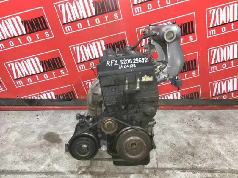 Двигатель Honda Stepwgn RF1 B20B 1996 3404172