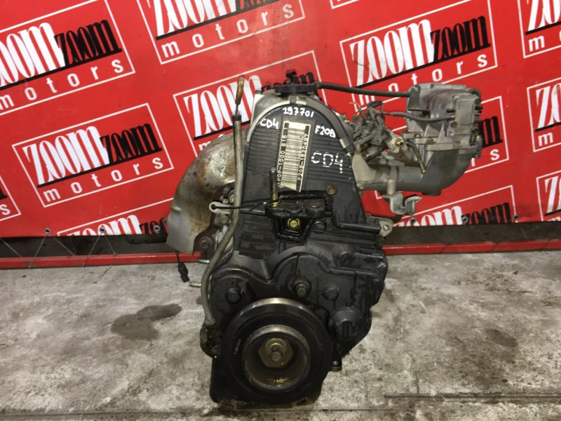 Двигатель Honda Accord CD4 F20B 1995 1520497