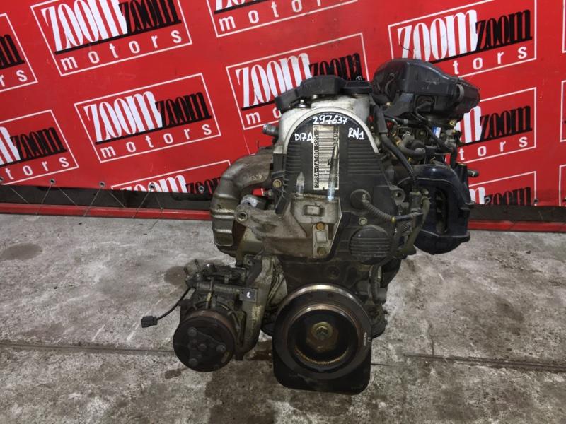 Двигатель Honda Stream RN1 D17A 2001 2140949